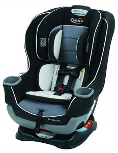 Graco Extend2Fit Convertible Car Seat Meets The Height Length Requirement Of 40 And In Fact Supports Children Up To 49 Tall Buy It On Amazon Prime Here